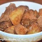 Pork Adobo with Potato Recipe