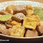 Pork Adobo with Tofu Recipe