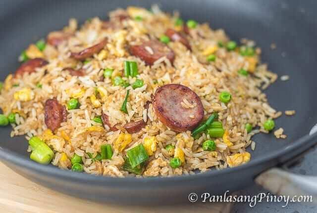 Kielbasa Fried Rice Recipe-2