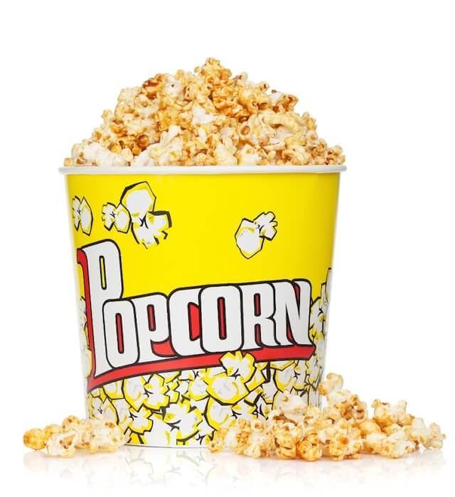 Popcorn DIet