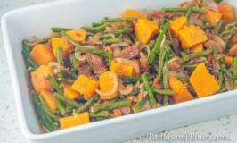 Ginisang Kalabasa at Sitaw with Daing Recipe