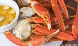 Steamed Snow Crab Legs Recipe