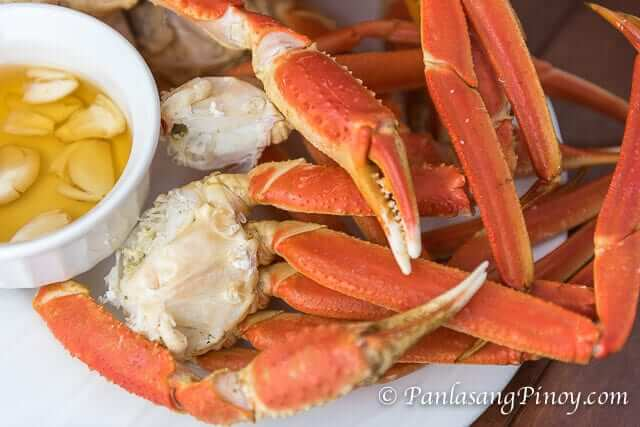 Can i cook snow crab legs frozen