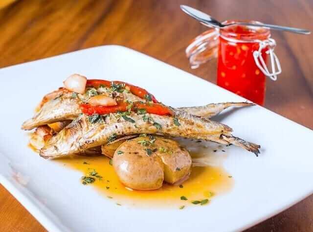 sardines - uric acid