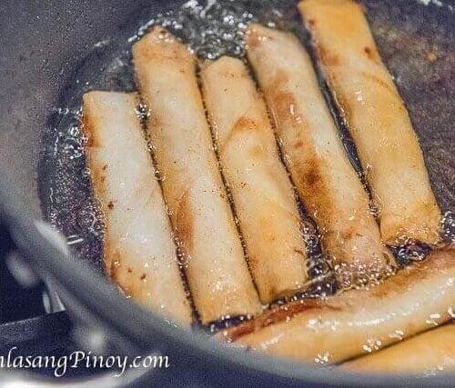 How To Cook Lumpia Panlasang Pinoy