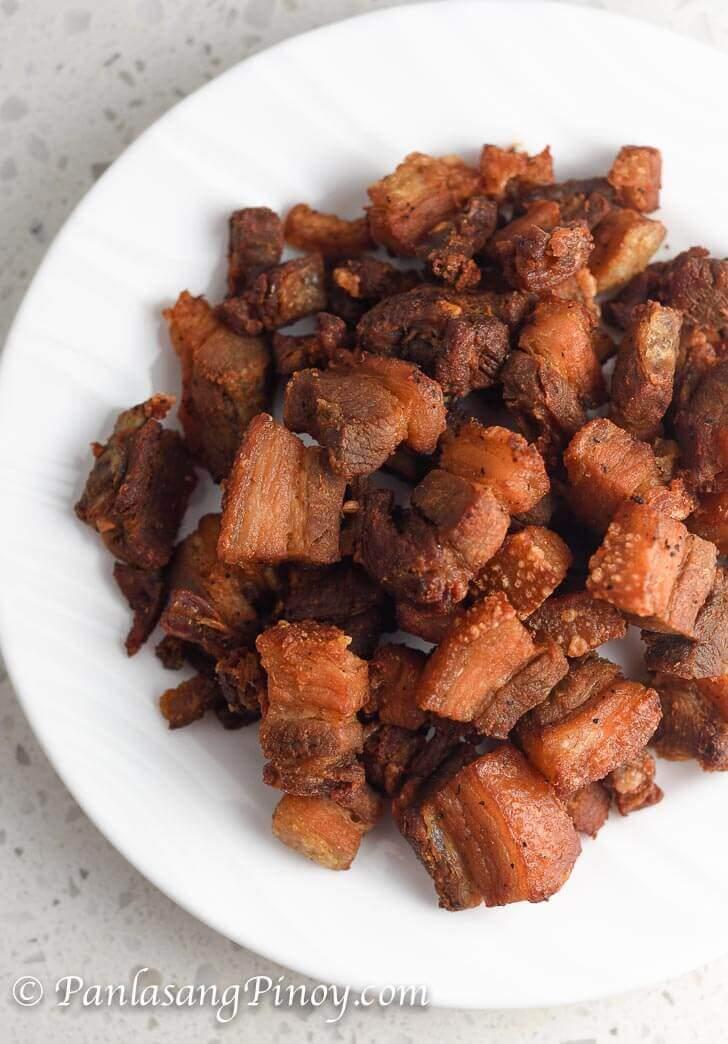 How to Fry Pork