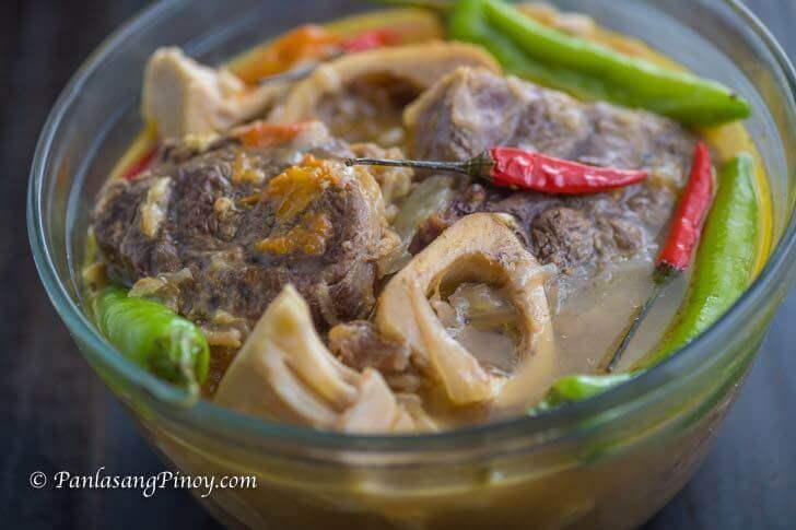 Kansi Recipe Panlasang Pinoy
