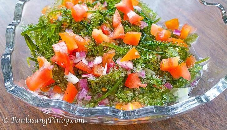 Lato Sea Grapes Salad