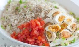 Tinapa Fried Rice (Smoked Fish Fried Rice)
