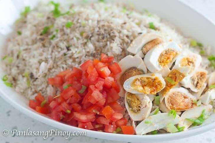 Tinapa Fried Rice