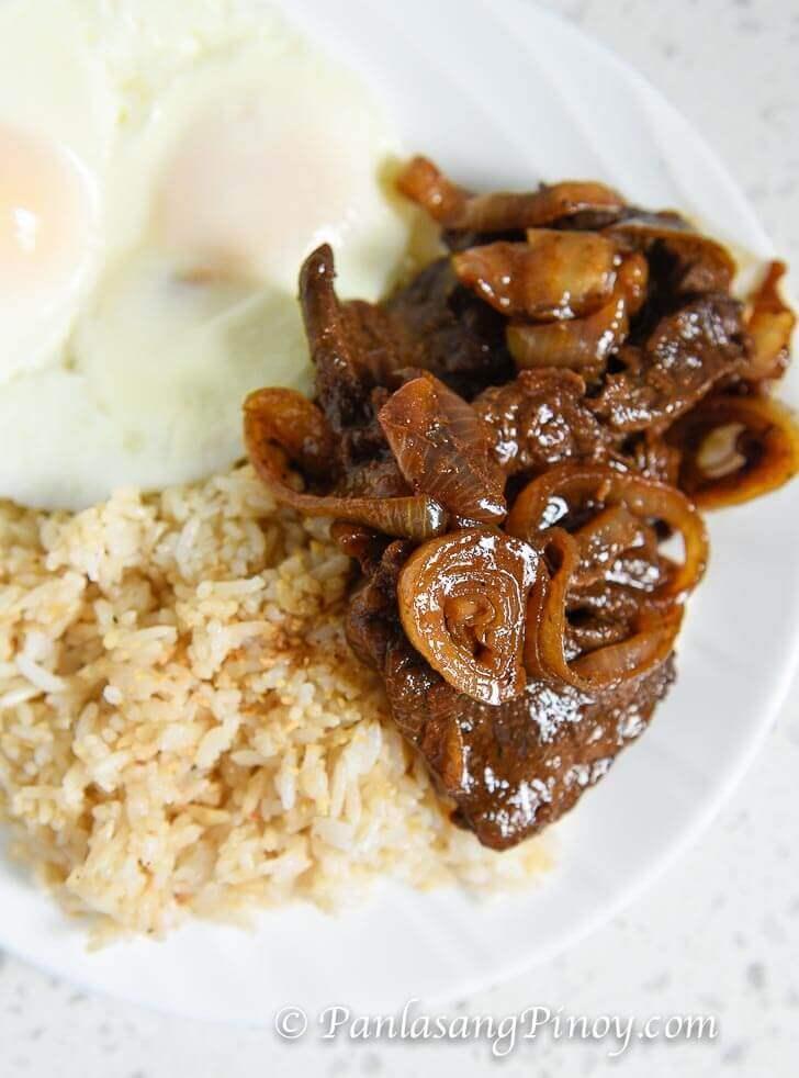 how to make fish steak panlasang pinoy