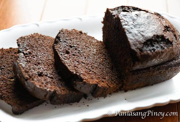 Dark Chocolate Banana Bread Recipe
