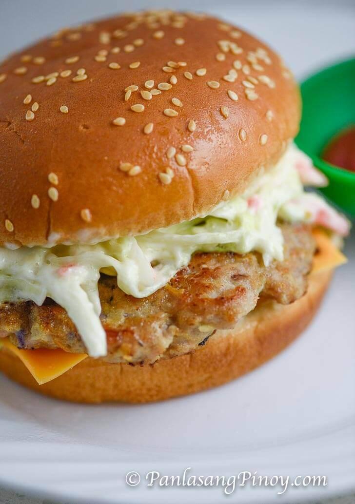 How to Make Pinoy Cheeseburger