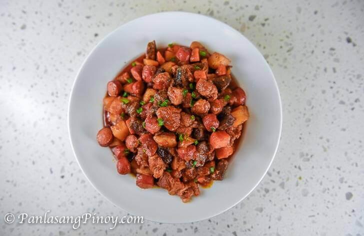 Fiesta Menudo Recipe