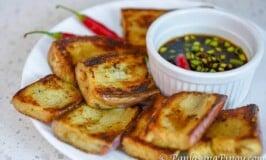 Fried Eggplant (Pritong Talong)