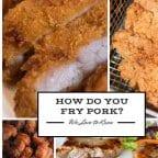 How Do You Fry Pork?