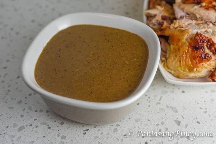 Lechon Manok Sauce Recipe