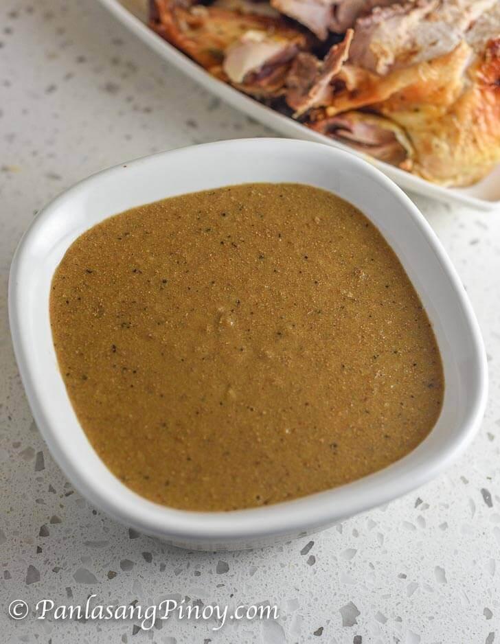 Panlasang Pinoy Lechon Manok Sauce Recipe