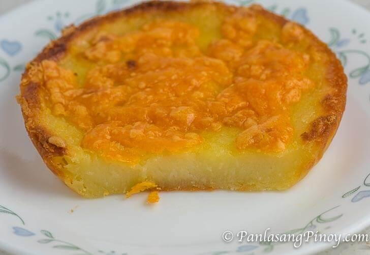 Glutinous Rice Flour Cake