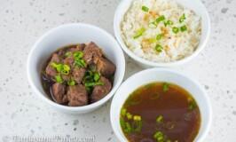 Crockpot Beef Pares Recipe