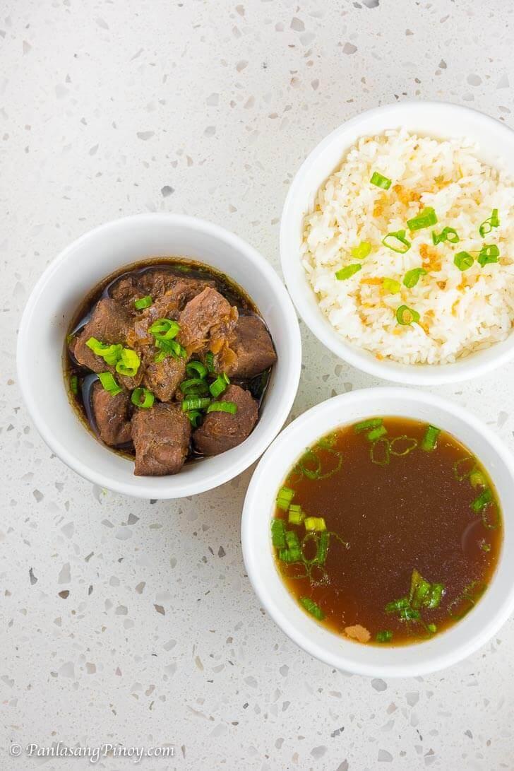 Crockpot Beef Pares - Panlasang Pinoy