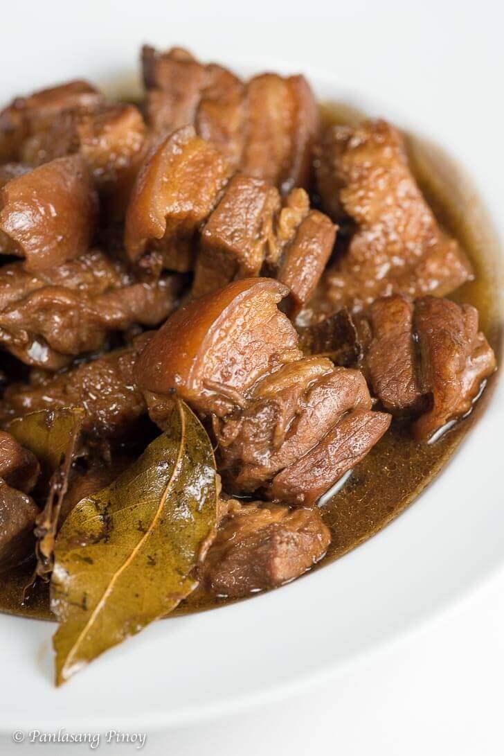 How to Cook Basic Pork Adobo