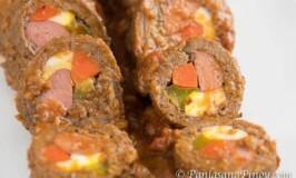 Classic Beef Morcon Recipe
