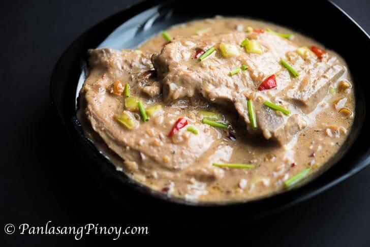 Pork Chop Bicol Express Recipe - Panlasang Pinoy