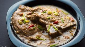 Pork Chop Bicol Express Recipe