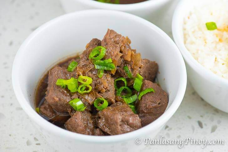 Slowcook Beef Pares