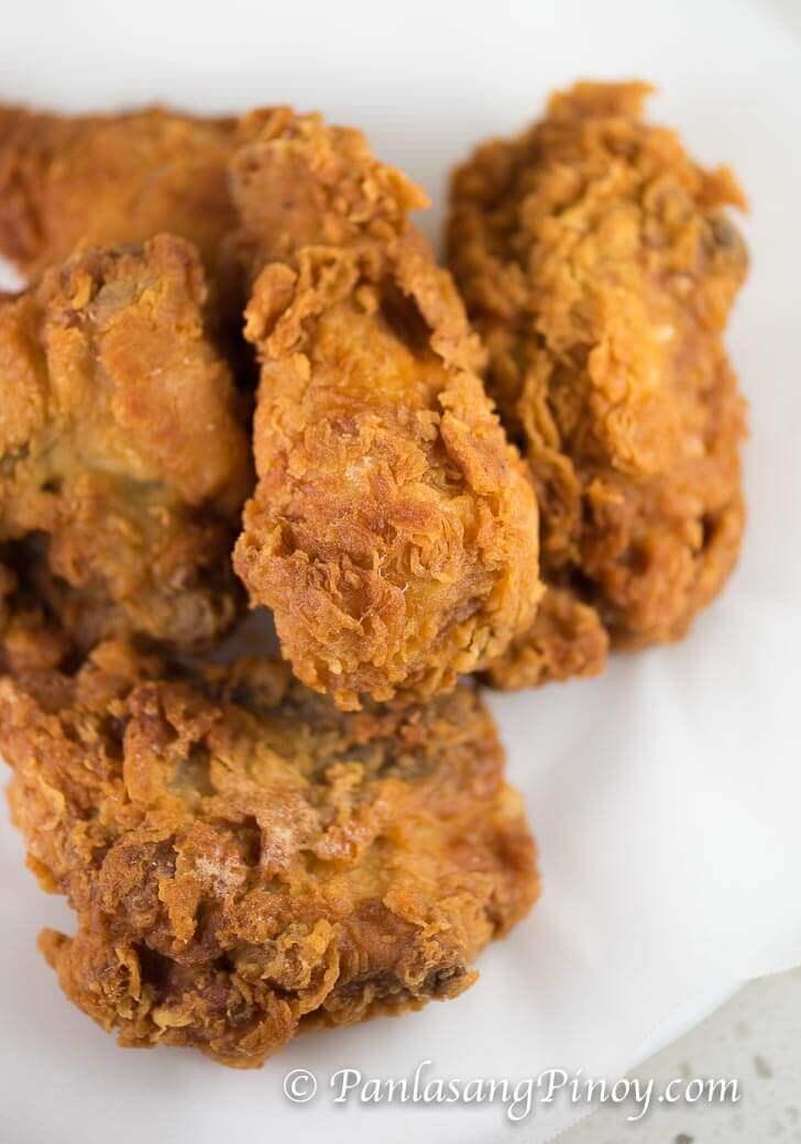 Crispy Fried Chicken Recipe