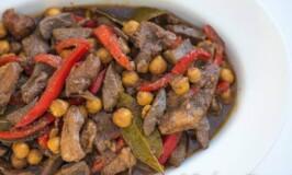 Dinaldalem Recipe (Igado – Liver and Pork Adobo)