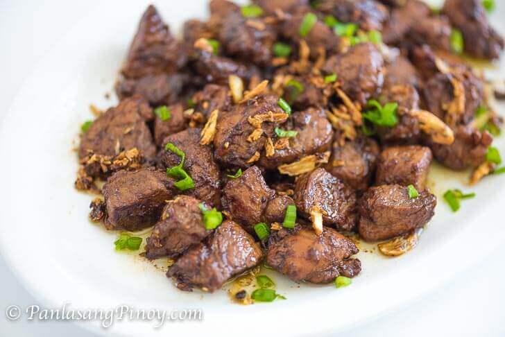 How to Cook Pinoy Pork Tenderloin Salpicao