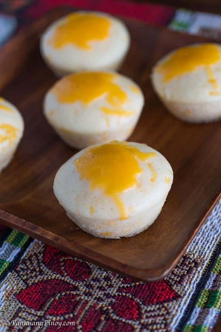 Cheese Puto Recipe