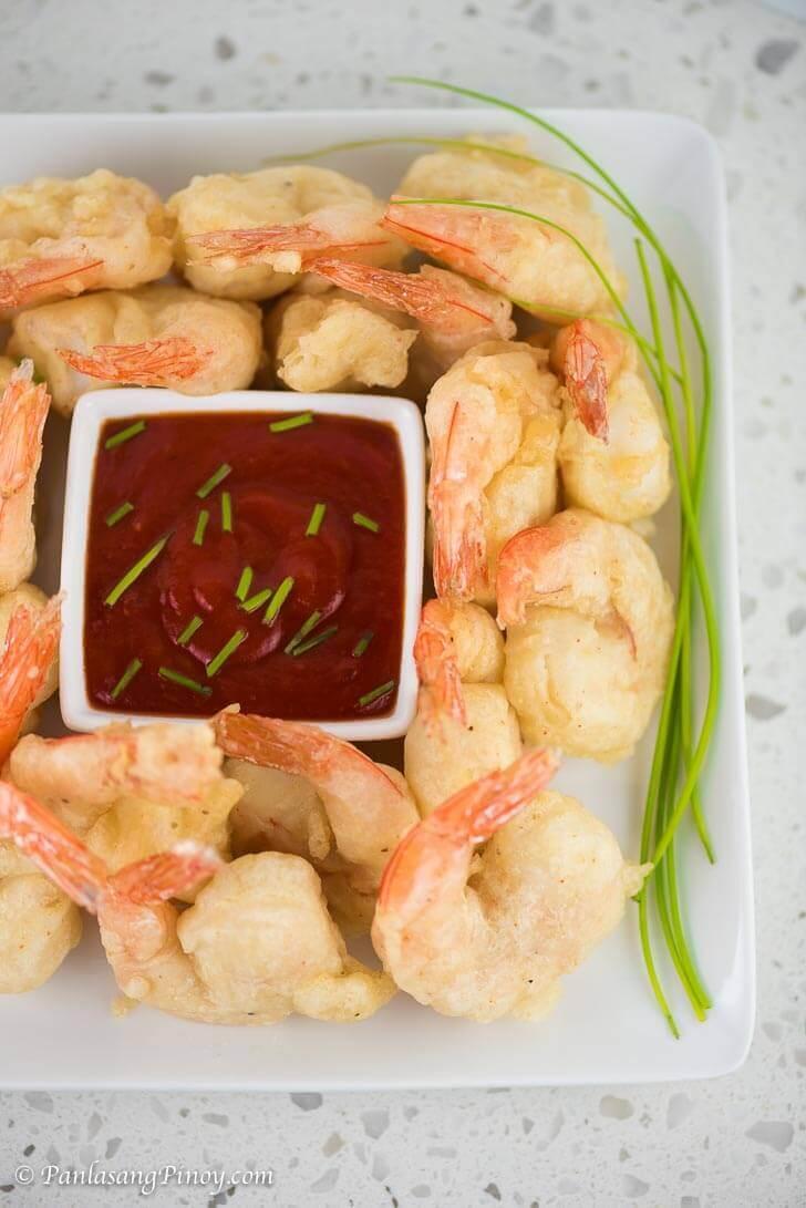 Spicy Camaron Rebosado