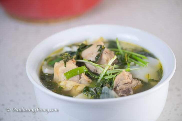 Binakol na Manok Recipe Panlasang Pinoy