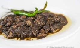 Dinardaraan Dinuguan Recipe