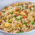 Special Longanisa Fried Rice Recipe