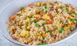 Longanisa Fried Rice