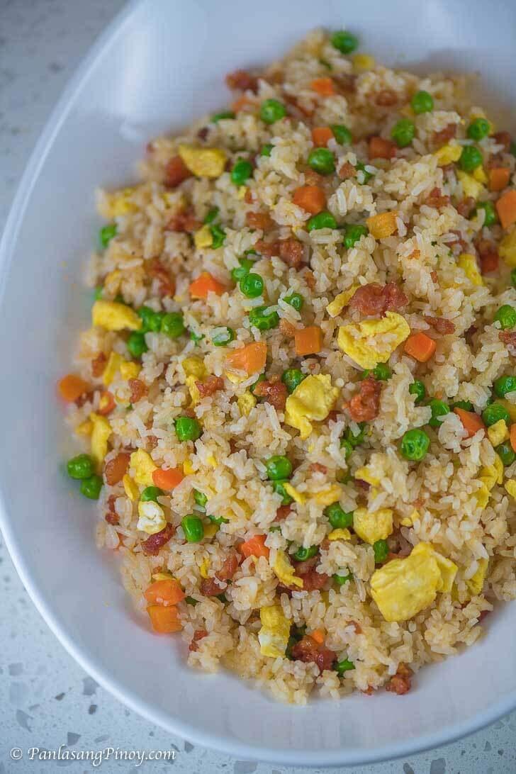 Longanisa Fried Rice Recipe