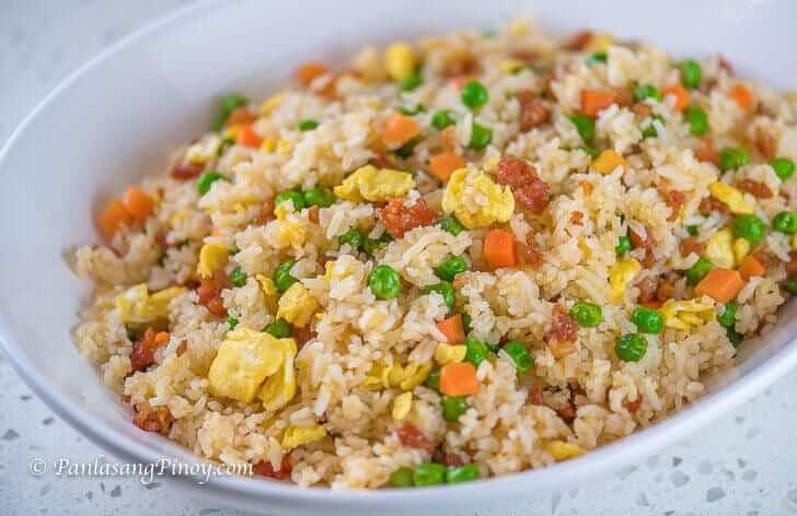Special Longanisa Fried Rice