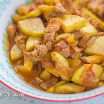 Upo Guisado Recipe Panlasang Pinoy