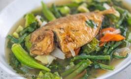 Dinengdeng with Bilong-bilong Recipe