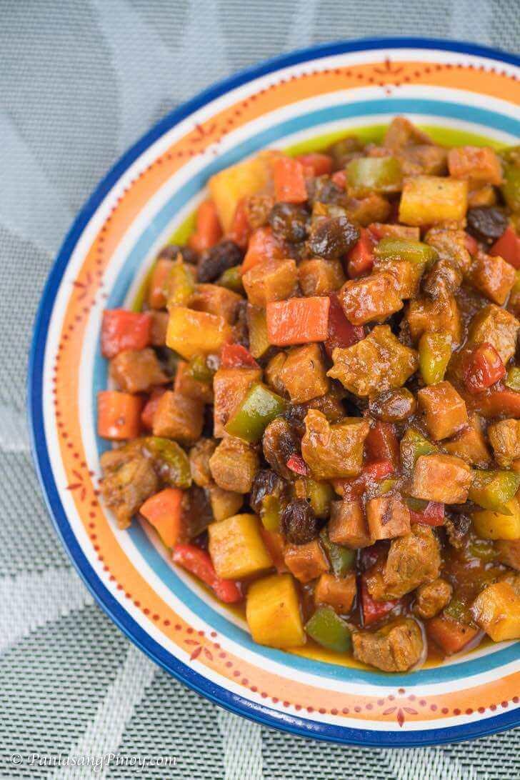 Menudo with Ham Recipe
