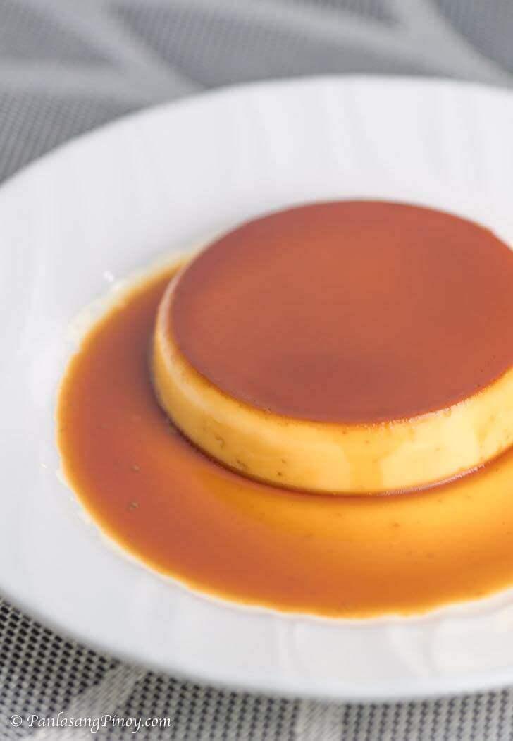 Oven Baked Leche Flan Recipe Panlasang Pinoy Dessert