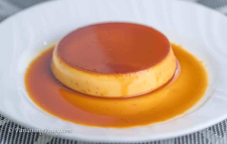 Flan Cake Recipe Panlasang Pinoy