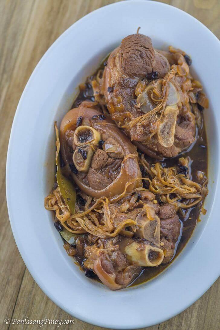 Pork Pata Humba Recipe - Panlasang Pinoy