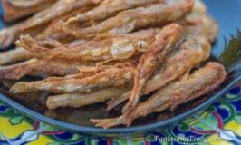 Crispy Fried Smelt Recipe