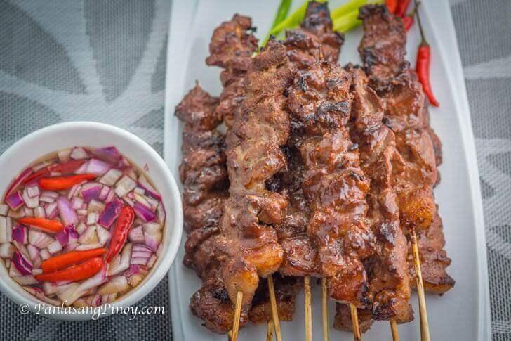 Filipino Style Pork BBQ Recipe