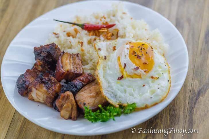 photo Recipe Idea for Leftover Rice